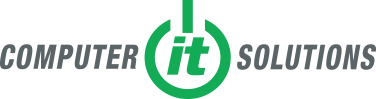 computer it solutions logo